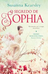 O Segredo de Sophia - Susanna Kearsley, Jorge Almeida e Pinho
