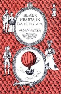 Black Hearts in Battersea - Joan Aiken, Edward Gorey