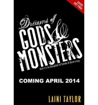 Dreams of Gods & Monsters (Daughter of Smoke and Bone) (Hardback) - Common - by Laini Taylor