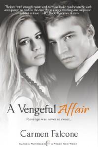 A Vengeful Affair (Entangled Indulgence) - Carmen Falcone