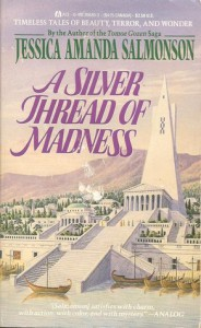A Silver Thread of Madness - Jessica Amanda Salmonson