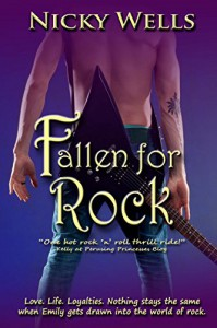 Fallen for Rock - Nicky Wells