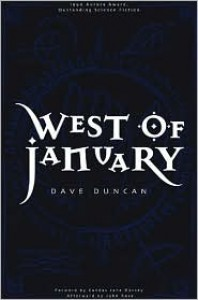 West of January - Dave Duncan, John Gilchrist