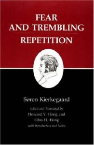 Fear and Trembling/Repetition - Søren Kierkegaard, Edna Hatlestad Hong, Howard Vincent Hong