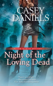 Night of the Loving Dead - Casey Daniels