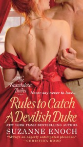 Rules to Catch a Devilish Duke - Suzanne Enoch
