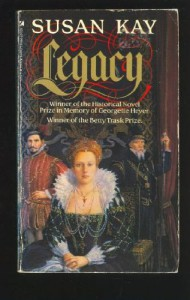 Legacy - Susan Kay
