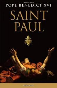 Saint Paul - Pope Benedict XVI