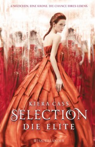 Selection - Die Elite - Kiera Cass