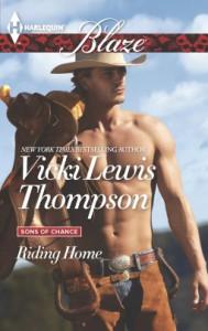 Riding Home - Vicki Lewis Thompson