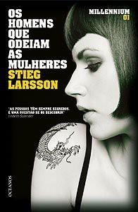 Os Homens que Odeiam as Mulheres - Stieg Larsson