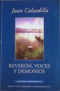 Reverón Voces y Demonios - Juan Calzadilla