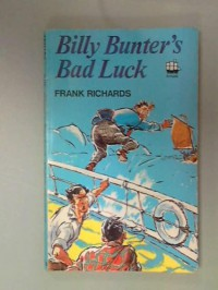 billy bunter's bad luck - frank richards