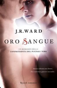 Oro sangue - J.R. Ward