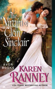 The Virgin of Clan Sinclair - Karen Ranney