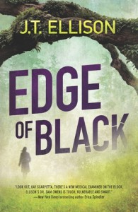 Edge of Black (Dr. Samantha Owens #2) - J.T. Ellison