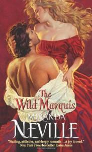 The Wild Marquis - Miranda Neville