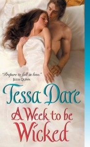 A Week to Be Wicked - Tessa Dare
