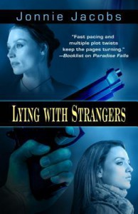 Lying with Strangers - Jonnie Jacobs