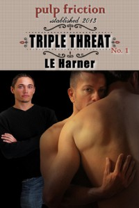 Triple Threat - Laura Harner