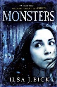 Monsters  - Ilsa J. Bick
