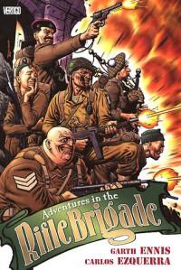 Adventures in the Rifle Brigade - Carlos Ezquerra, Garth Ennis