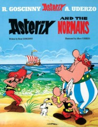 Asterix and the Normans - René Goscinny, Albert Uderzo