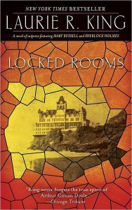 Locked Rooms (Mary Russell, #8) - Laurie R. King