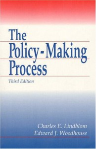 The Policy Making Process - Edward J. Woodhouse