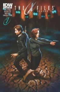 The X-Files: Season 10 #1 - Joe Harris, Michael Walsh, Carlos Valenzuela