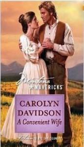 A Convenient Wife - Carolyn Davidson