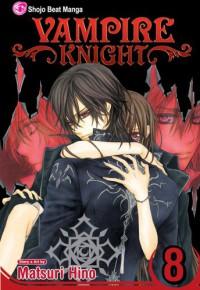 Vampire Knight, Vol. 08 - Matsuri Hino