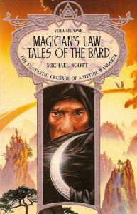 Magician's Law - Michael Scott