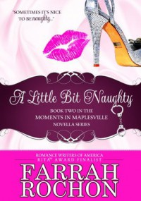 A Little Bit Naughty  - Farrah Rochon