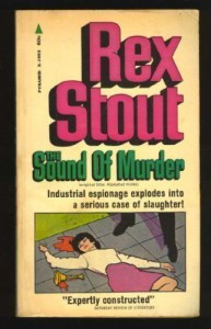 The Sound of Murder - Rex Stout