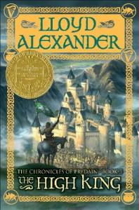 The High King - Lloyd Alexander