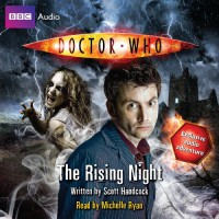 """Doctor Who"": The Rising Night: (Audio Original) (BBC Audio) - Scott Handcock"