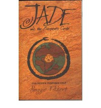 Jade and the Serpent's Circle - Maggie Fikkert