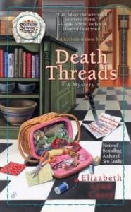 Death Threads - Elizabeth Lynn Casey