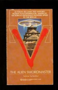 V: The Alien Swordmaster - Somtow Sucharitkul