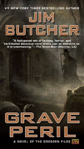 Grave Peril - Jim Butcher, James Marsters