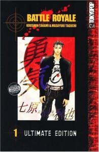 Battle Royale Ultimate Edition Volume 1 - Koushun Takami, Masayuki Taguchi