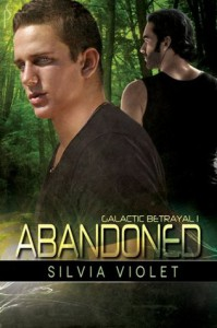 Abandoned (Galactic Betrayal #1) - Silvia Violet