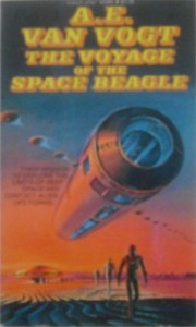 The Voyage Of The Space Beagle - Van Vogt