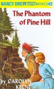 The Phantom of Pine Hill - Carolyn Keene