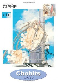 Chobits Omnibus Edition Book 1 - CLAMP