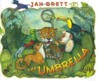 The Umbrella - Jan Brett