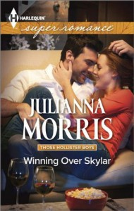 Winning Over Skylar (Those Hollister Boys) - Julianna Morris
