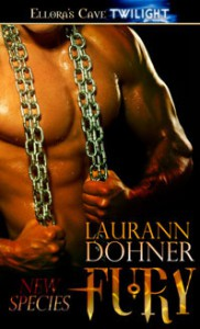 Fury - Laurann Dohner