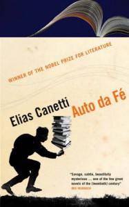 Auto Da Fé - Elias Canetti
